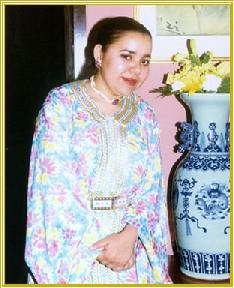 Princess Lalla Asma of Morocco